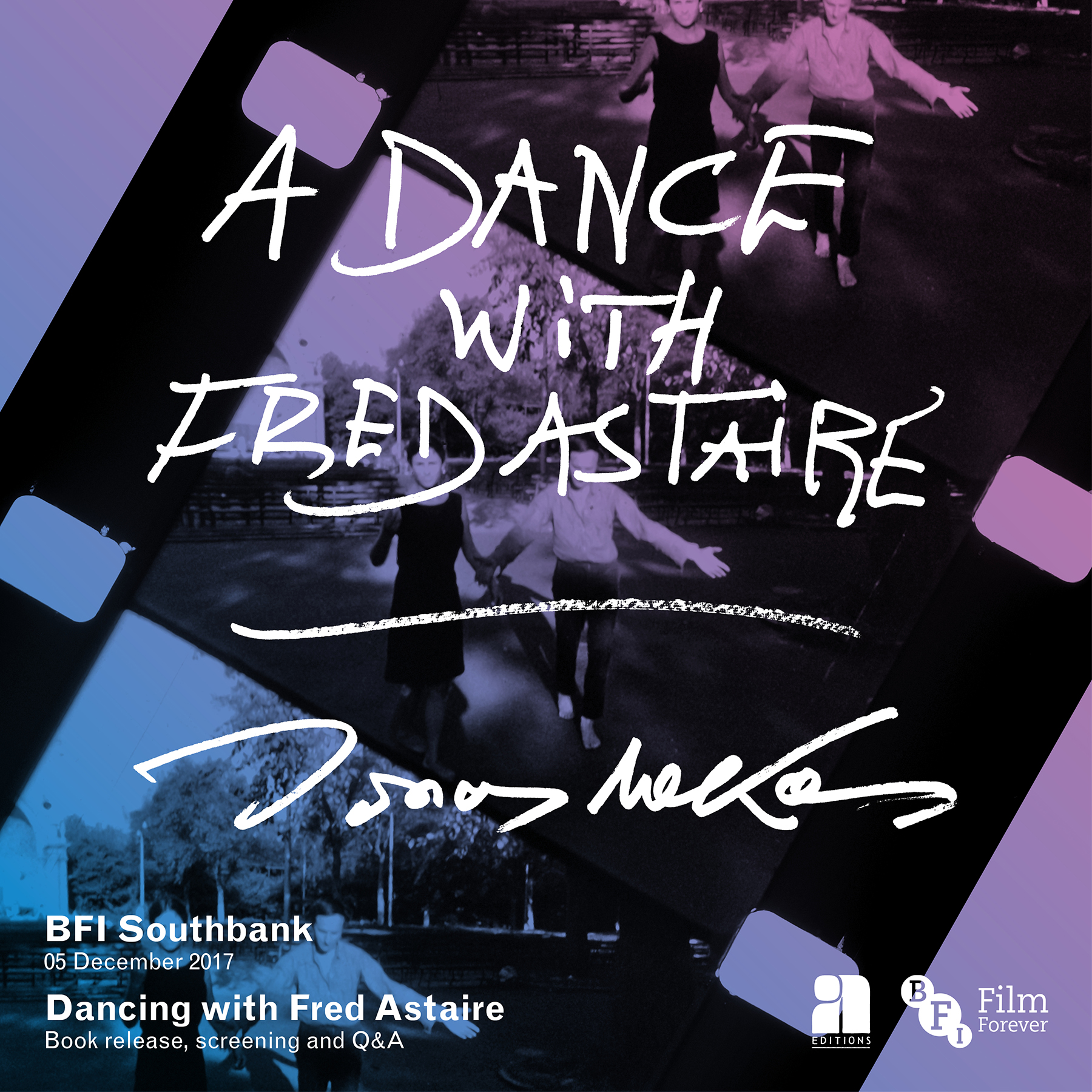 A Dance With Fred Astaire - UK Release Party