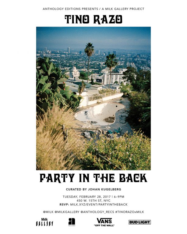Tino Razo Party In The Back NY Release